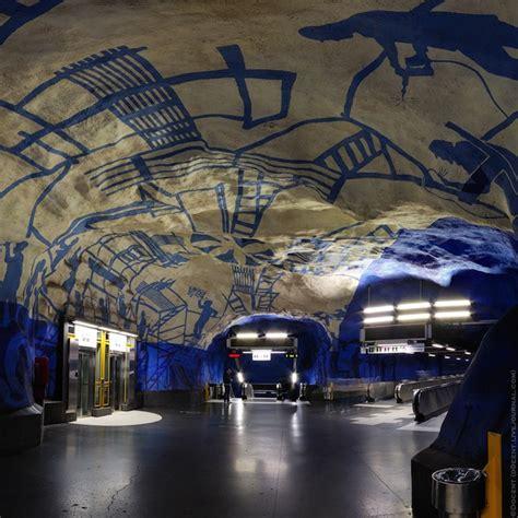architecture flashback  stockholm radhuset station  art spectacular cfile