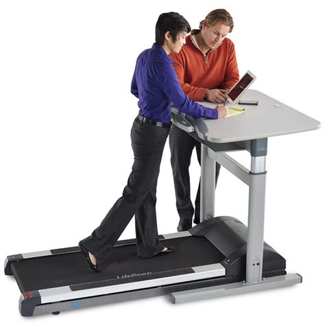 Lifespan Fitness Treadmill Desk by Exercise And Equipment Treadmill Outlet