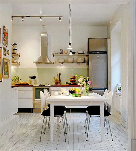some smart ways to create a small kitchen design homesfeed