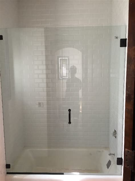 frameless bathtub enclosures door enclosure good looking tub enclosures in bathroom