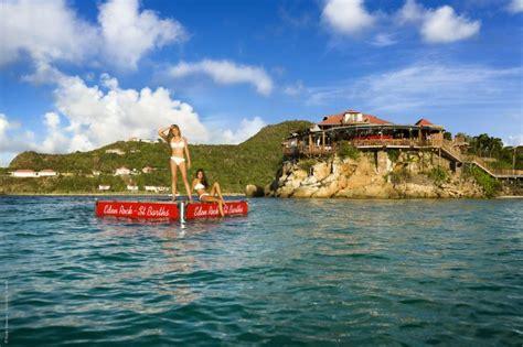 st barths exclusive hotspots hotel eden rock  nikki beach