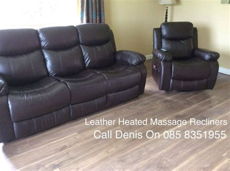 leather sofa free delivery leather heated sofas free delivery for sale in