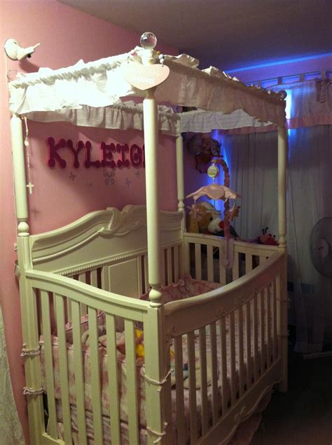 Truly Scrumptious Heidi Klum Crib by Delta Disney Enchanted Princess Convertible Crib Heidi