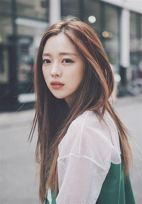asian hairstyles brown hair ulzzang park seul asian girls pinterest highlights