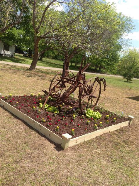 raised flower bed raised flower bed for my plow garden pinterest