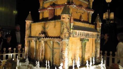 sans francisco castle gingerbread castle westin st francis hotel union square