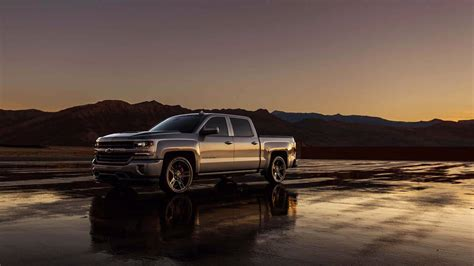 2018 chevy silverado concept 2018 chevy silverado performance concept gets supercharged