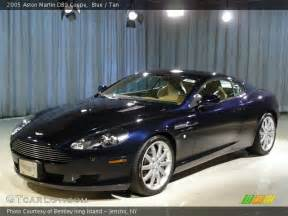 Blue Aston Martin Db9 Blue 2005 Aston Martin Db9 Coupe Interior