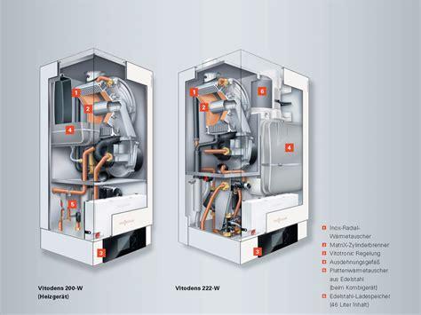 Bild Gas by Vitodens 200 W Und 222 W Burmeister