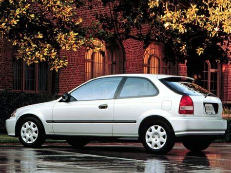 how it works cars 1999 honda civic head up display 1999 honda civic overview cars com