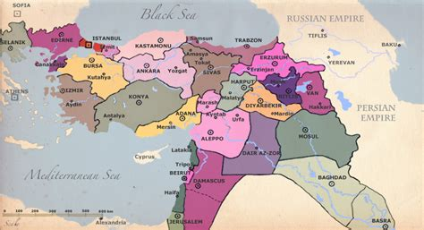 provinces of the ottoman empire search results syria graphic 171 the dish