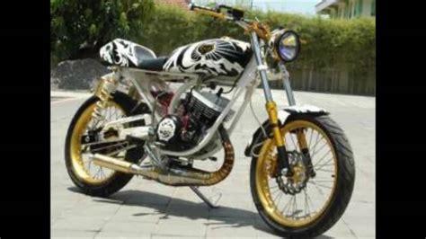 Foto Aksesoris Motor by Foto Gambar Modifikasi Motor Yamaha Rx King Dan Aksesoris
