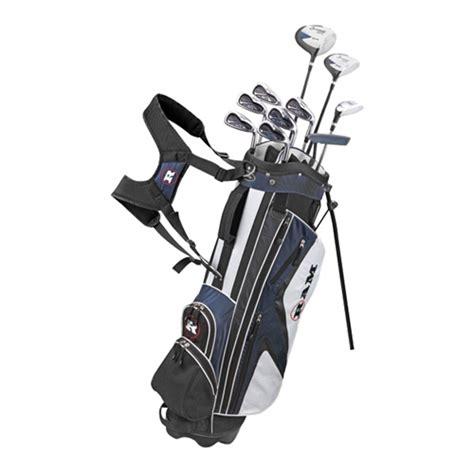 ram golf club set ram golf sdx mens golf clubs package set with bag