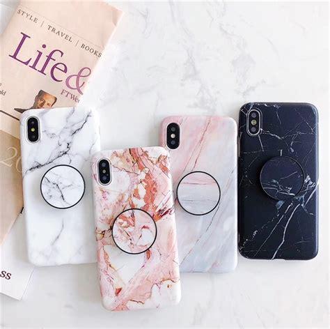 funda marmol arcoiris sujetador iphone     xr xs