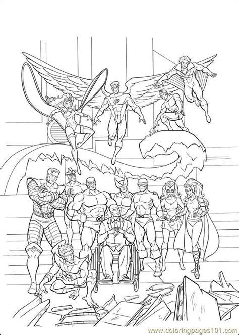 coloring pages for adults males coloriage x men les beaux dessins de super h 233 ros 224