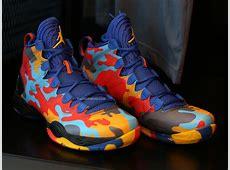 "Air Jordan XX8 SE ""Russell Westbrook Camo"" - SneakerNews.com Russell Westbrook House"