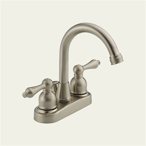 peerless was00x two handle centerset bathroom faucet with