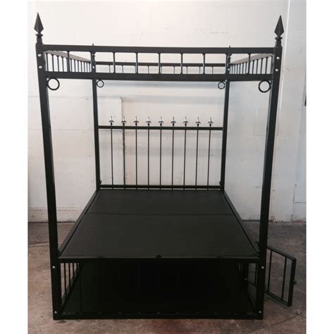 bed cage queen size alex bed w cage