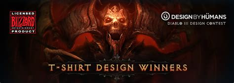 design by humans 3 for 25 design by humans t shirt design contest winners diablo iii