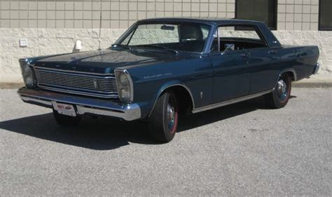 1965 ford galaxie paint colors