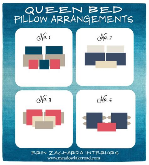 bed pillow sizes bed pillow arrangement ideas lakes i am and chang e 3