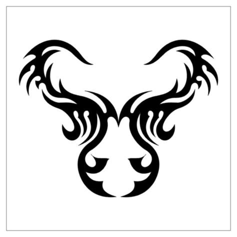 urban tribal tattoos 112 best taurus s images on bull