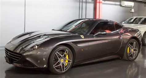I Ferrari California by 2015 Ferrari California T In Dubai United Arab Emirates