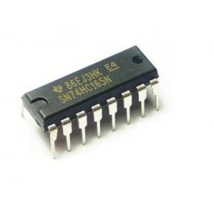 74hc165 Shift Register Smd Soic16 74hc165 8 bit parallel in serial out shift registers