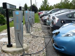 Electric Car Charging Stations Ny Nyc To Create The Largest Electric Vehicle Fleet In The Us
