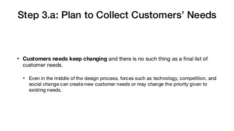 design by humans requirements human centered design customer focus requirements