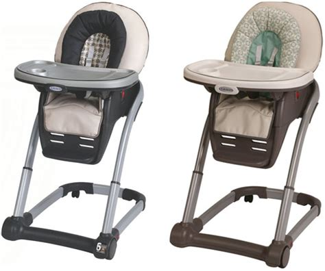 Best High Chair by Best High Chairs For Babies Graco Blossom Highchair