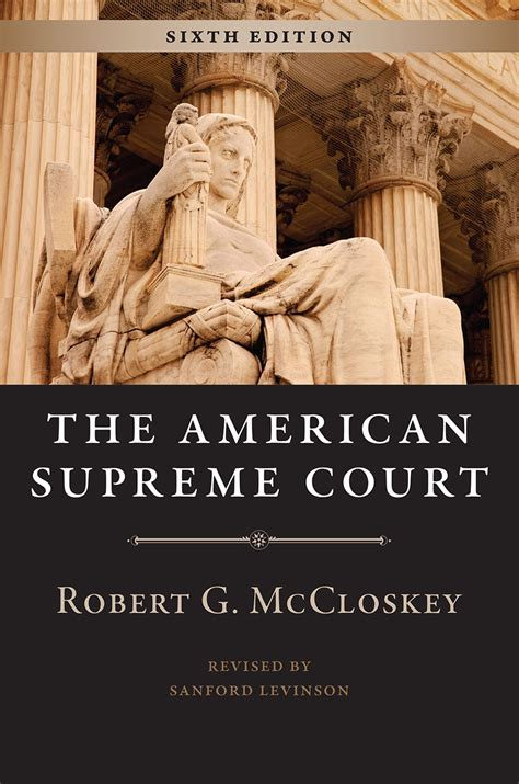 american supreme the american supreme court sixth edition mccloskey levinson