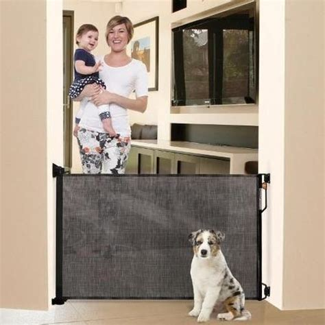 retractable dog gates for the house 25 best ideas about retractable dog gate on pinterest retractable pet gate