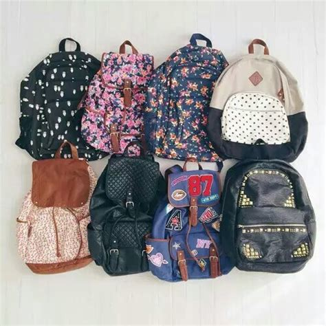 7 Bags For Back To School by Back To School Backpack Bags Fashion Back To School