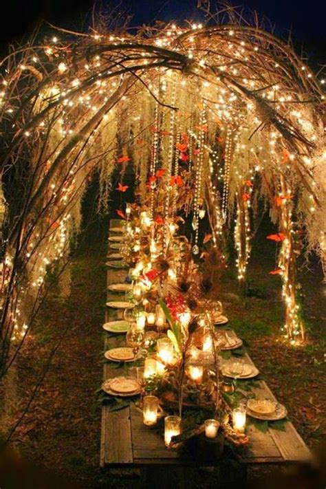 outdoor decoration lights 10 outdoor lighting ideas for a shabby chic garden 6 is
