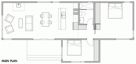 prefabricated floor plans the hive modular b line small modular 4