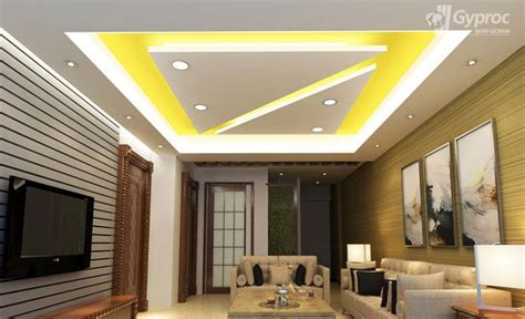 Plafonnier Salon 2895 by Gobain Gyproc India India Gypsum Drywalls