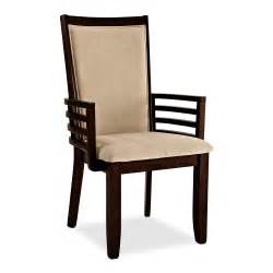 Dining Room Chairs With Arms American Signature Furniture Paragon Dining Room Arm Chair