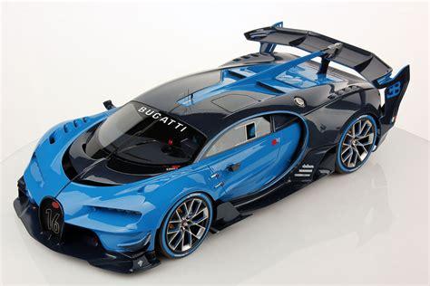 Bugatti Vision GT 1:12   Looksmart Models
