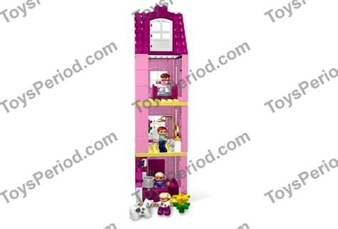 duplo dolls house lego 4966 doll s house set parts inventory and instructions lego reference guide