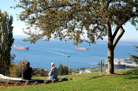 seattle parks staycationing with seattle parks and recreation parkways