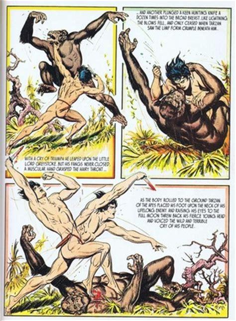 Tarzan Naked Comics Igfap