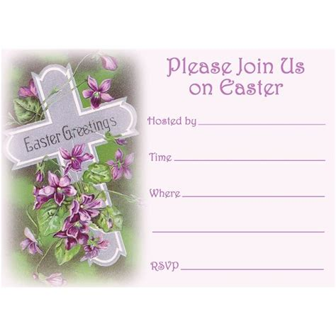 design invitation card unveiling 10 free easter invitation templates to download and print