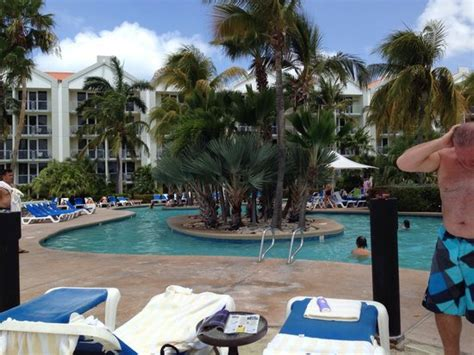 renaissance aruba ocean suites floor plan ocean suites pool with swim up bar picture of