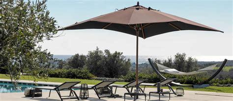 ombrelloni da terrazzo rettangolari ombrelloni vele da esterno di qualit 224 unopi 249