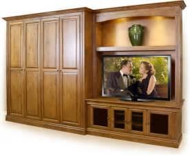 Combo murphy bed amp tv cabinet stone creek furniture