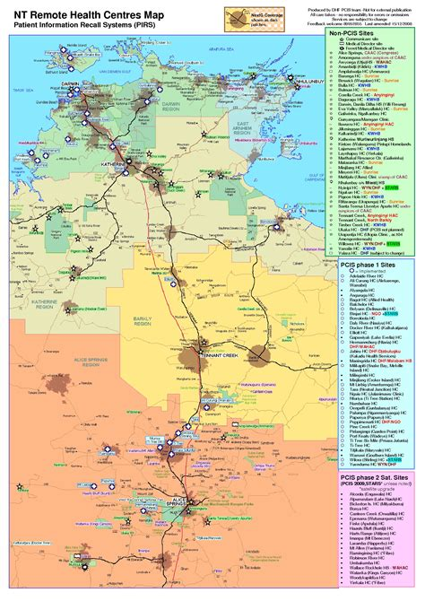 map northern australia great map of northern territory cing trips holidays