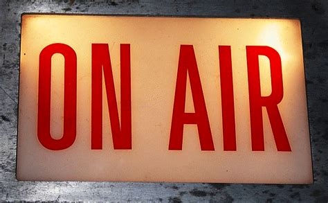 on air file on air white sign gif