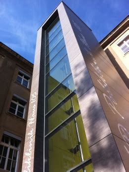 uniklinik dresden haus 27 bayer aluminiumbau gmbh 2010 projekt dresden umbau