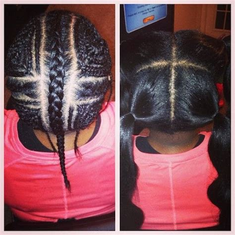 ways you can put braid weave in a donut bun 20 vixen sew in weave installs we are totally feeling on